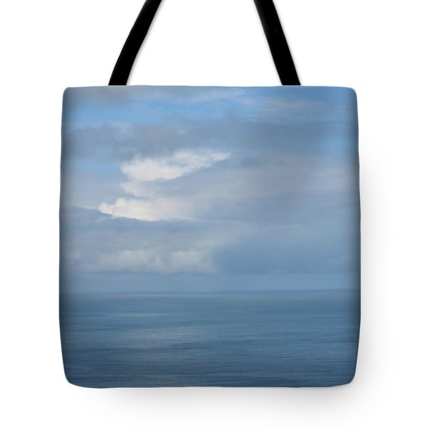 Tote Bag featuring the photograph Blue Skies by JoAnn Lense