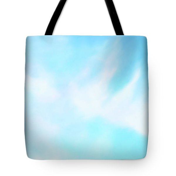 Blue Sky Tote Bag