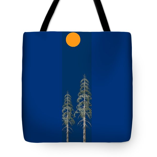Blue Sky Tote Bag by David Dehner
