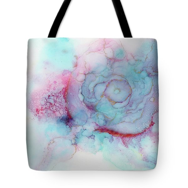 Blue Sky Yesterday Tote Bag