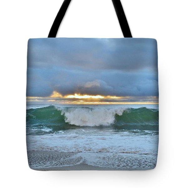 Blue Skys 2016 Tote Bag
