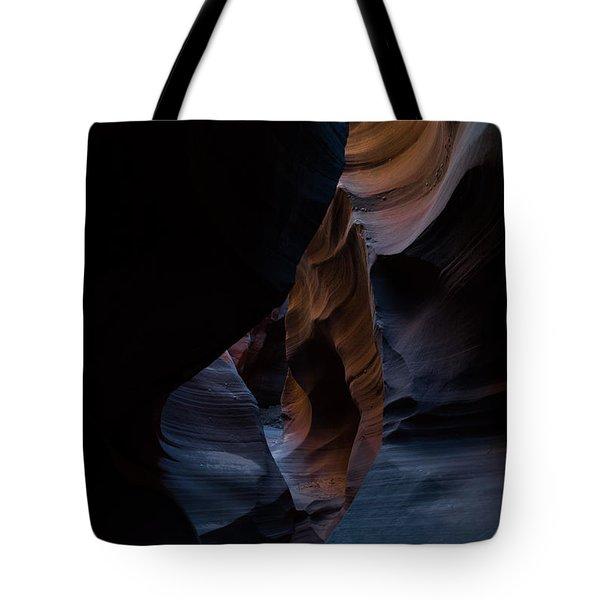 Blue Slots Tote Bag