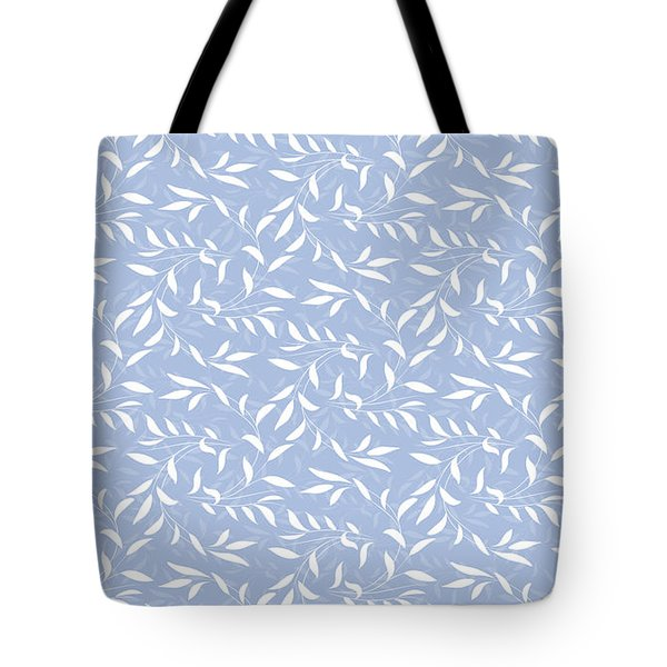 Blue Willow Elegance Tote Bag