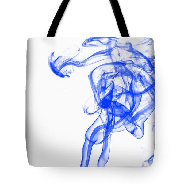 Blue1 Tote Bag by Rainer Kersten