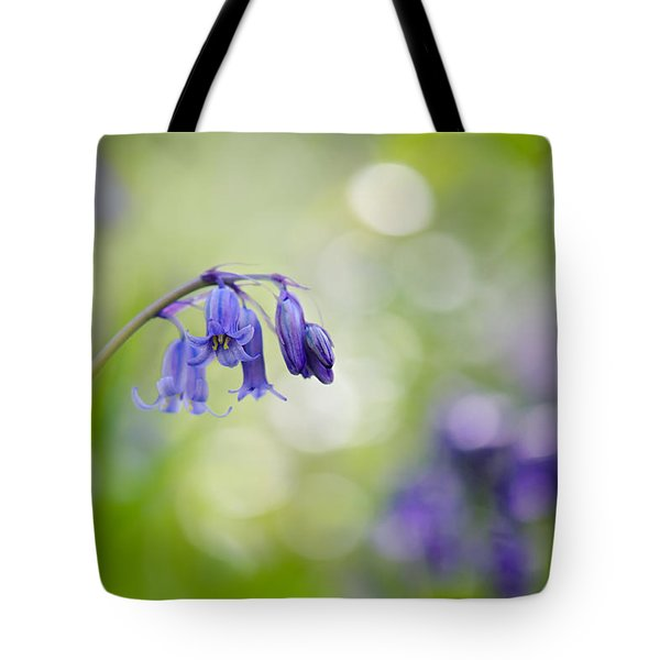 Bluebell Beauty Tote Bag