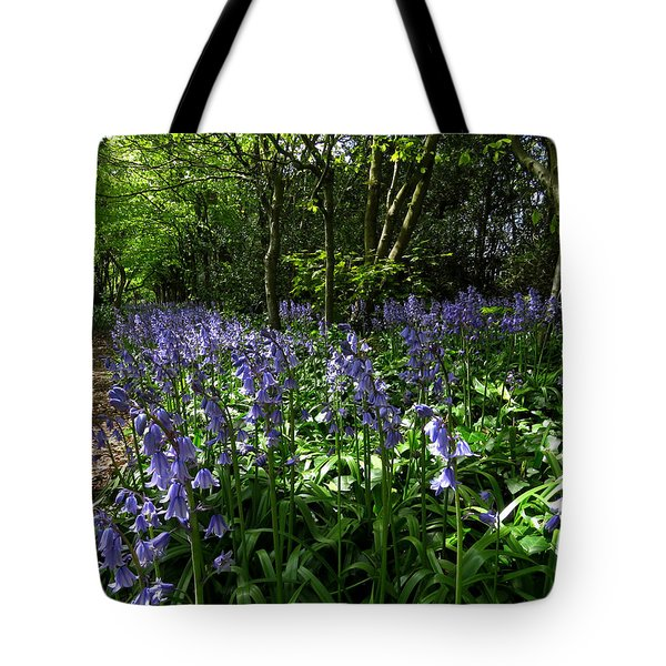Bluebells3 Tote Bag