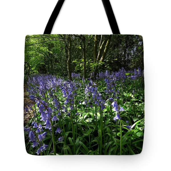 Bluebells4 Tote Bag