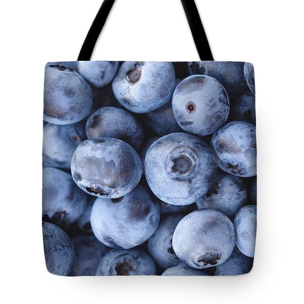 Blueberries Foodie Phone Case Tote Bag