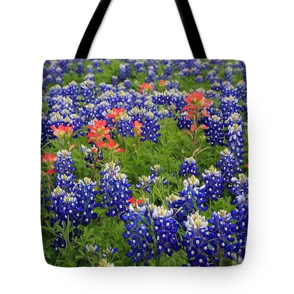 Natures Garden Tote Bag