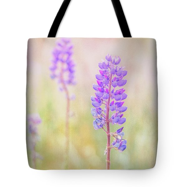 Tote Bag featuring the photograph Bluebonnet by Russell Styles