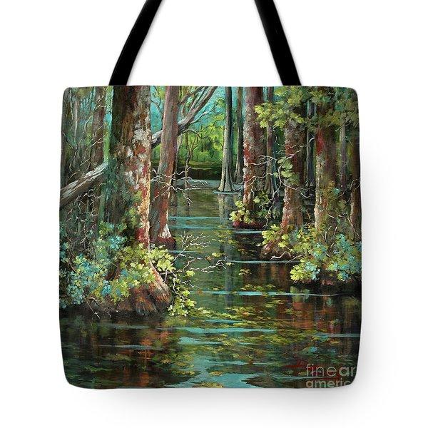 Bluebonnet Swamp Tote Bag