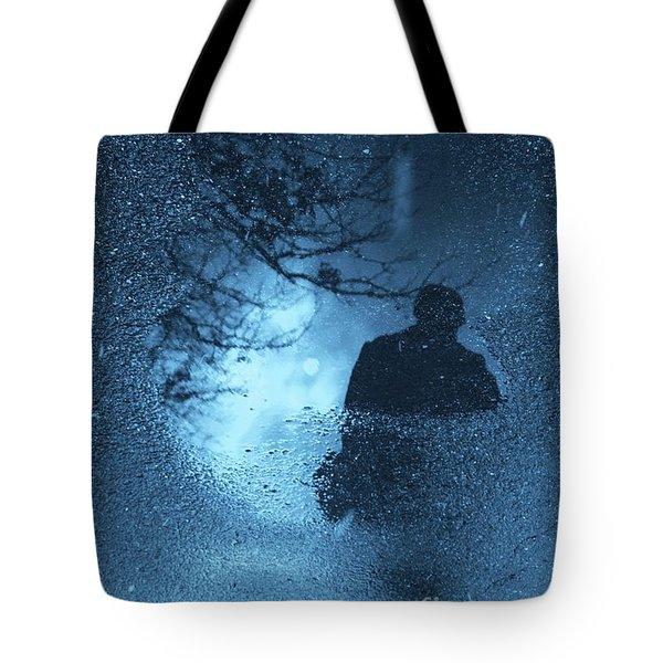 Bluemanright Tote Bag