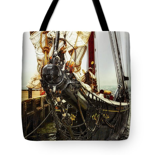 Bluenose II - Nova Scotia, Canada Tote Bag