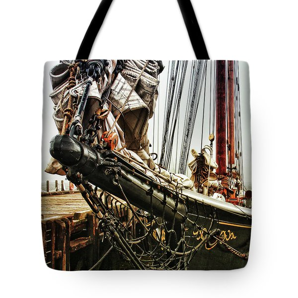 Bluenose Tote Bag