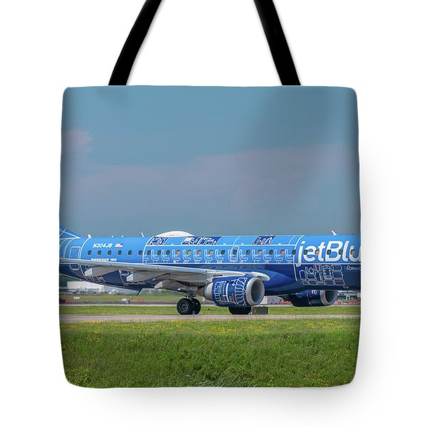 Tote Bag featuring the photograph Blueprint by Guy Whiteley