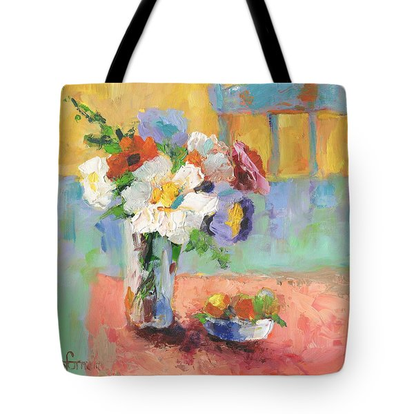 Blues Chair Tote Bag