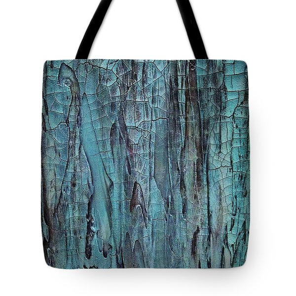 Blues In Motion Tote Bag