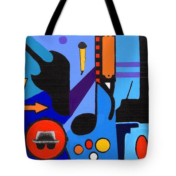 Blues1 Tote Bag