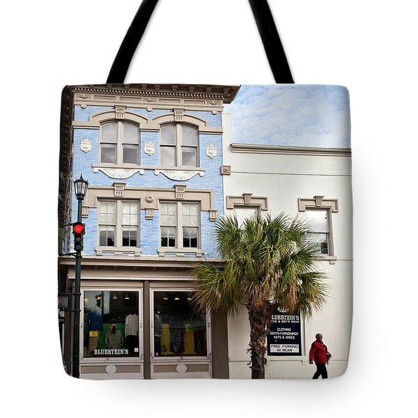 Bluesteins Menswear Charleston Sc  -7434 Tote Bag