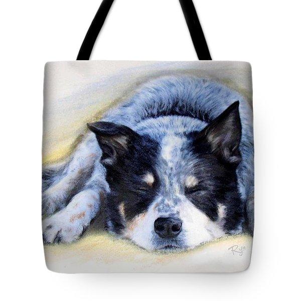 Bluey Tote Bag