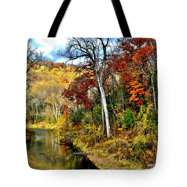 Bluff Country Tote Bag