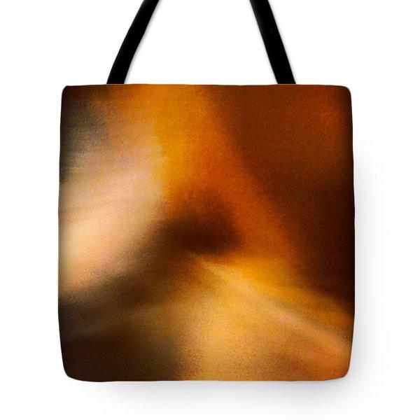 Blur Tote Bag by Kamiyah Franks