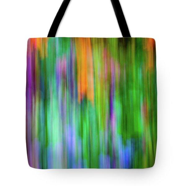 Blurred #1 Tote Bag