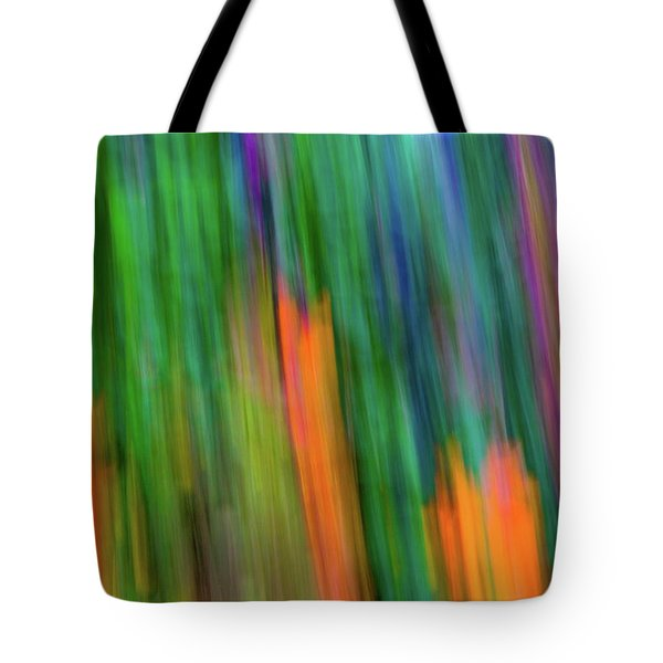 Blurred #2 Tote Bag