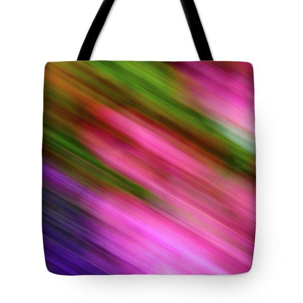 Blurred #6 Tote Bag