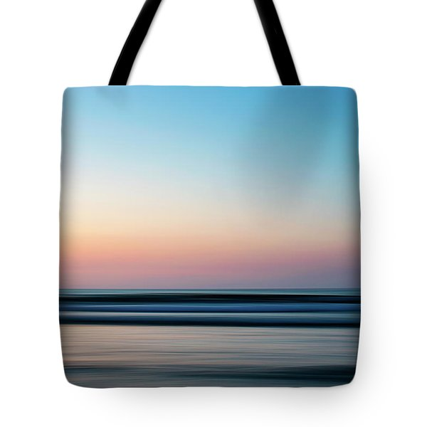 Blurred Tote Bag