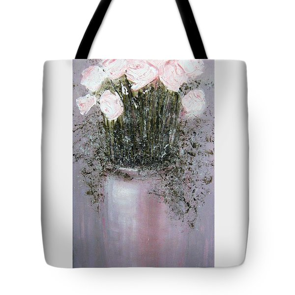 Blush - Original Artwork Tote Bag