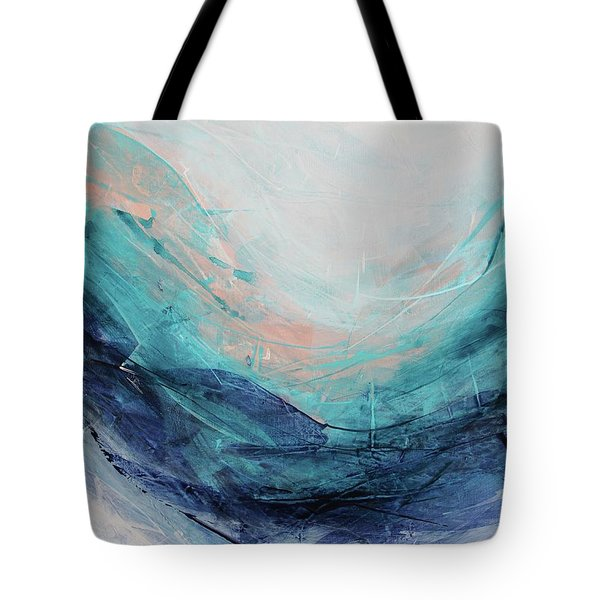 Blushing Sky Tote Bag
