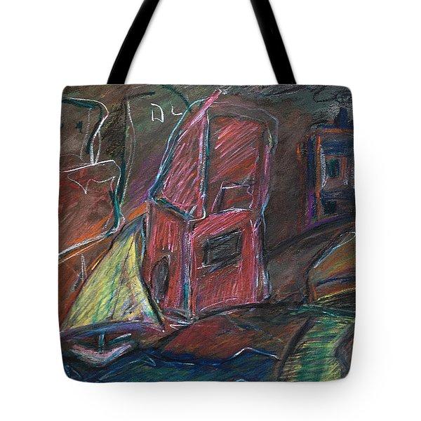 Bluster Tote Bag