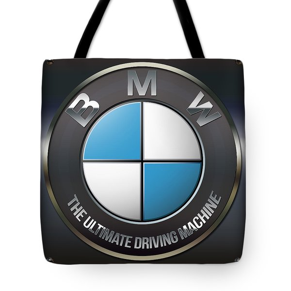 Bmw Logo Tote Bag