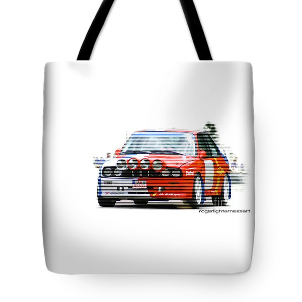 Bmw M3 Group A Tote Bag
