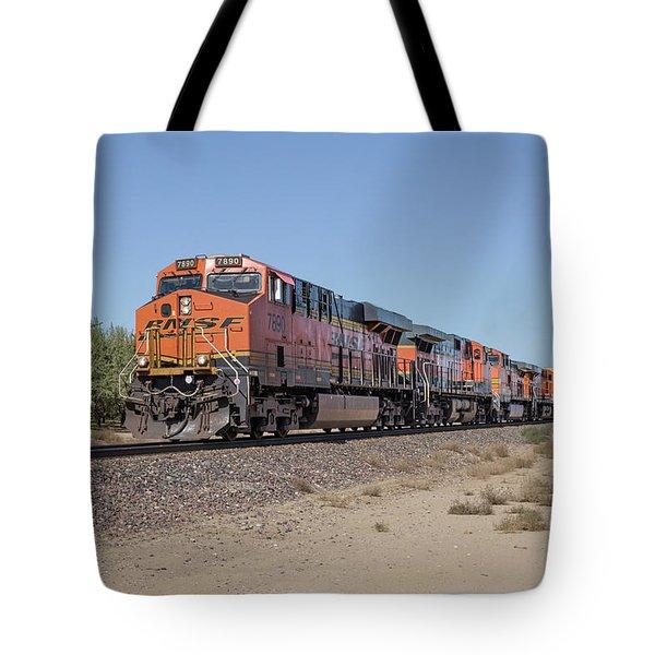 Bnsf7890 Tote Bag