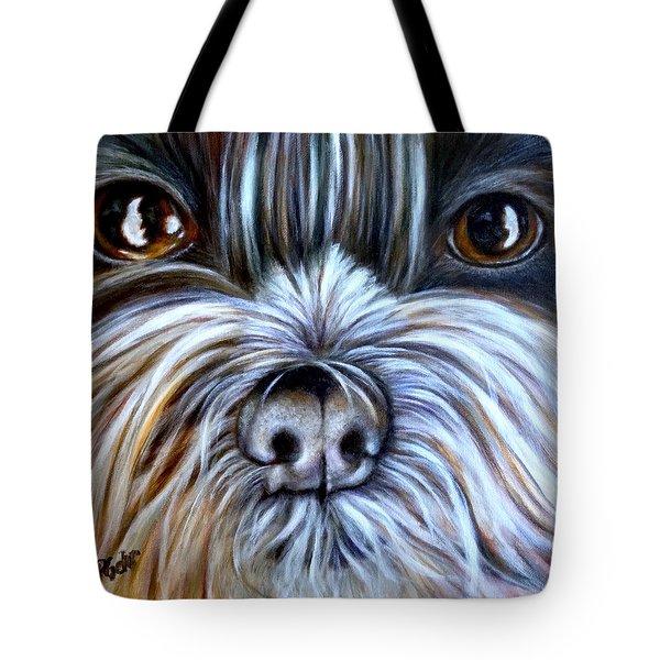 Bo Tote Bag