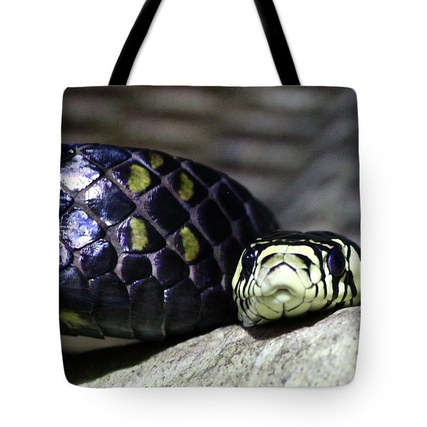 Boa Tote Bag by Brent Sisson