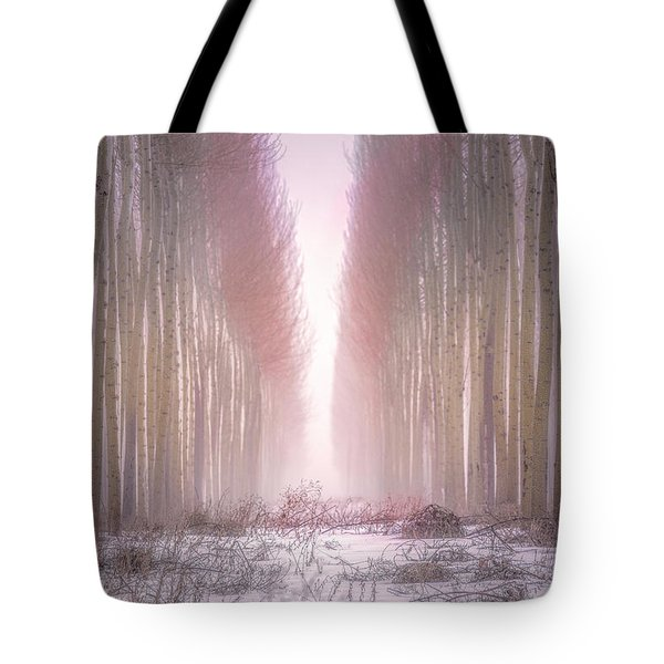 Boardman Tree Farm  Tote Bag