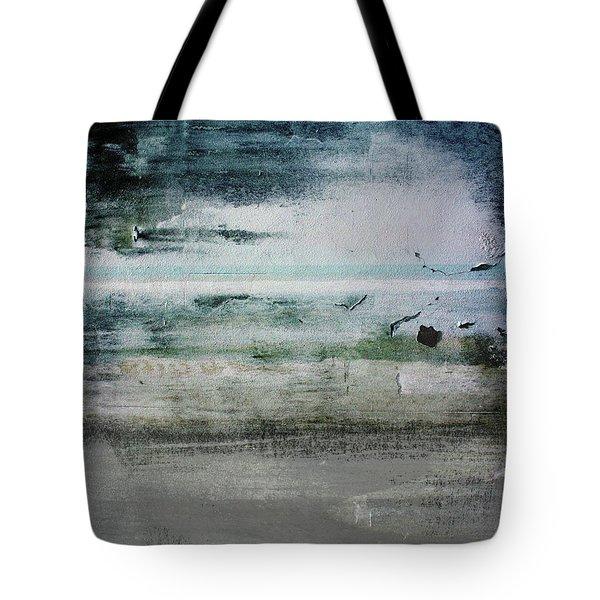 Boardwalk Blues 2- Art By Linda Woods Tote Bag