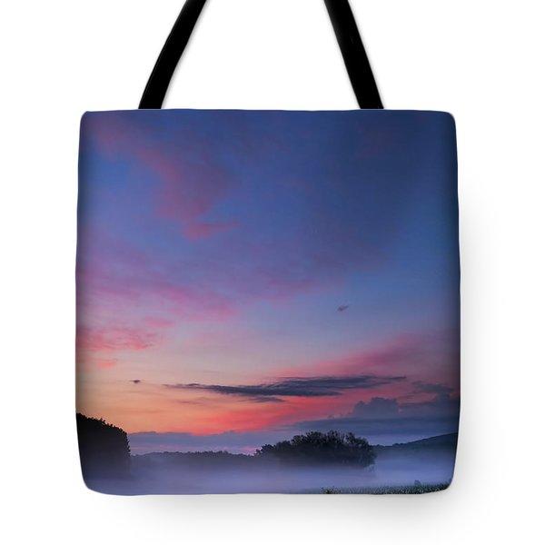 Boardwalk Tote Bag by Nicki McManus