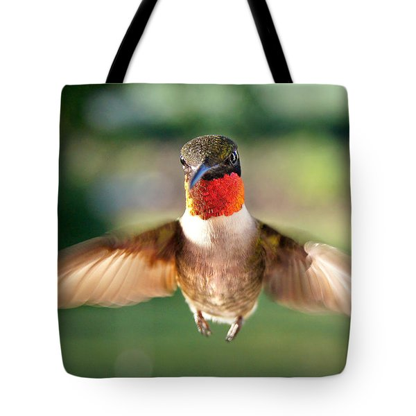 Boastful  Tote Bag by Bill Pevlor
