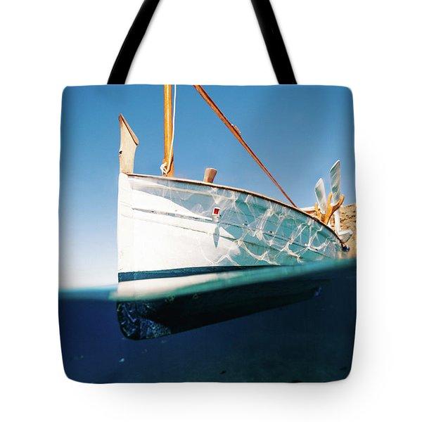 Boat IIi Tote Bag