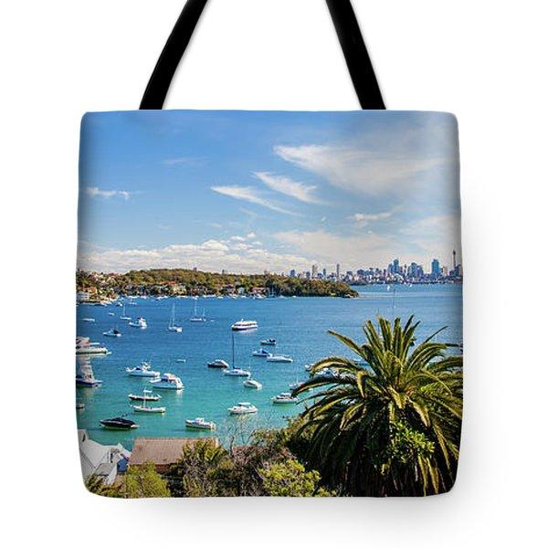 Boat Life Tote Bag