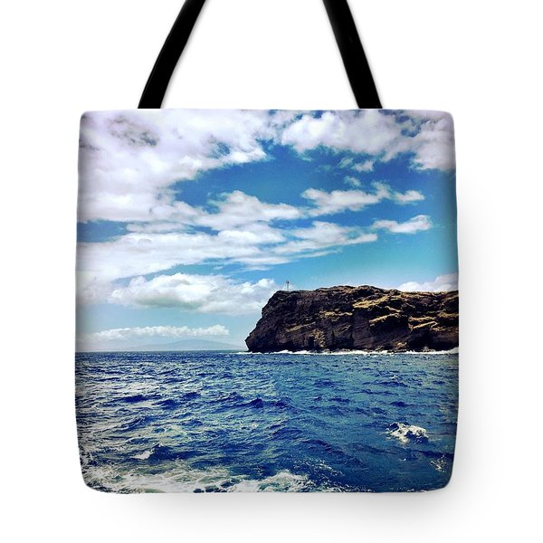Boat Life Tote Bag by Michael Albright