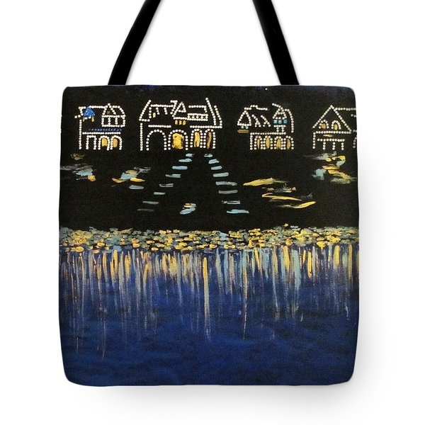Boathouse Row Tote Bag