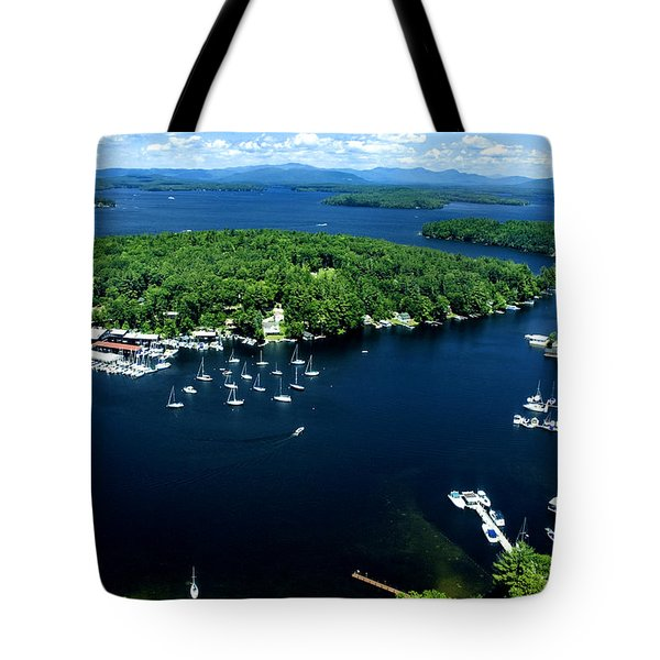 Boating Season Tote Bag