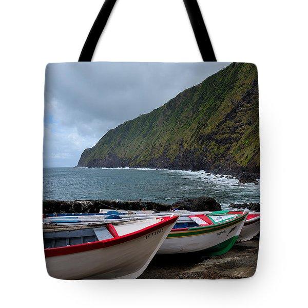 Boats,fishing-23 Tote Bag