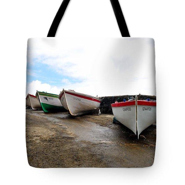 Boats,fishing-24 Tote Bag