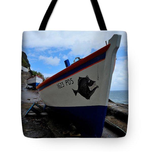 Boats,fishing-26 Tote Bag